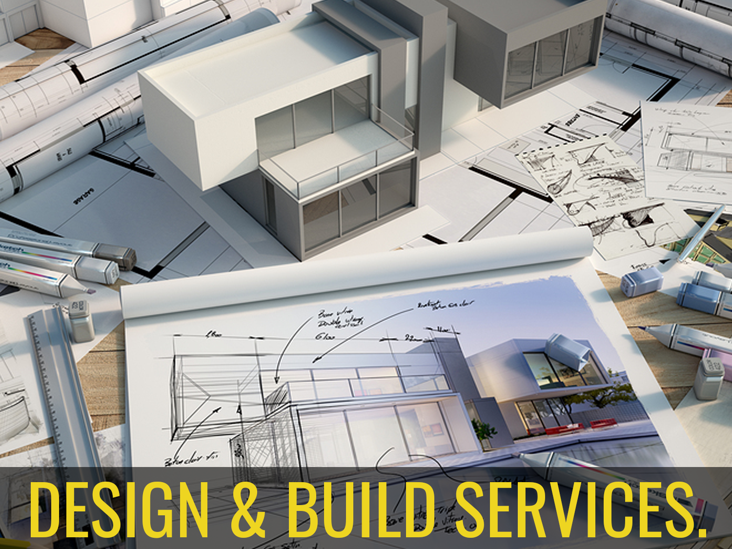 Design and Build services