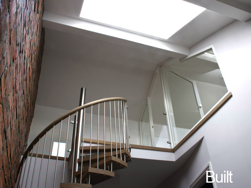 Loft Conversion Architects London
