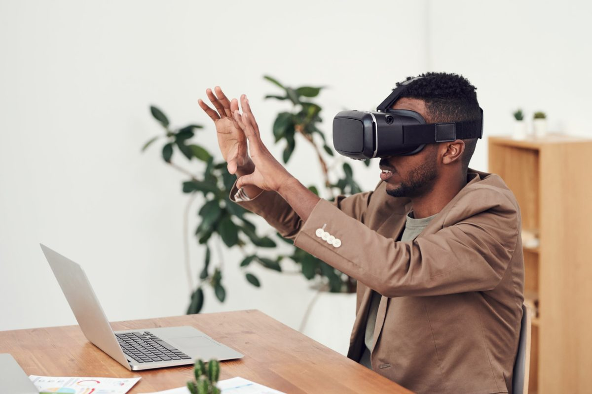 New Build Virtual Reality Experiences