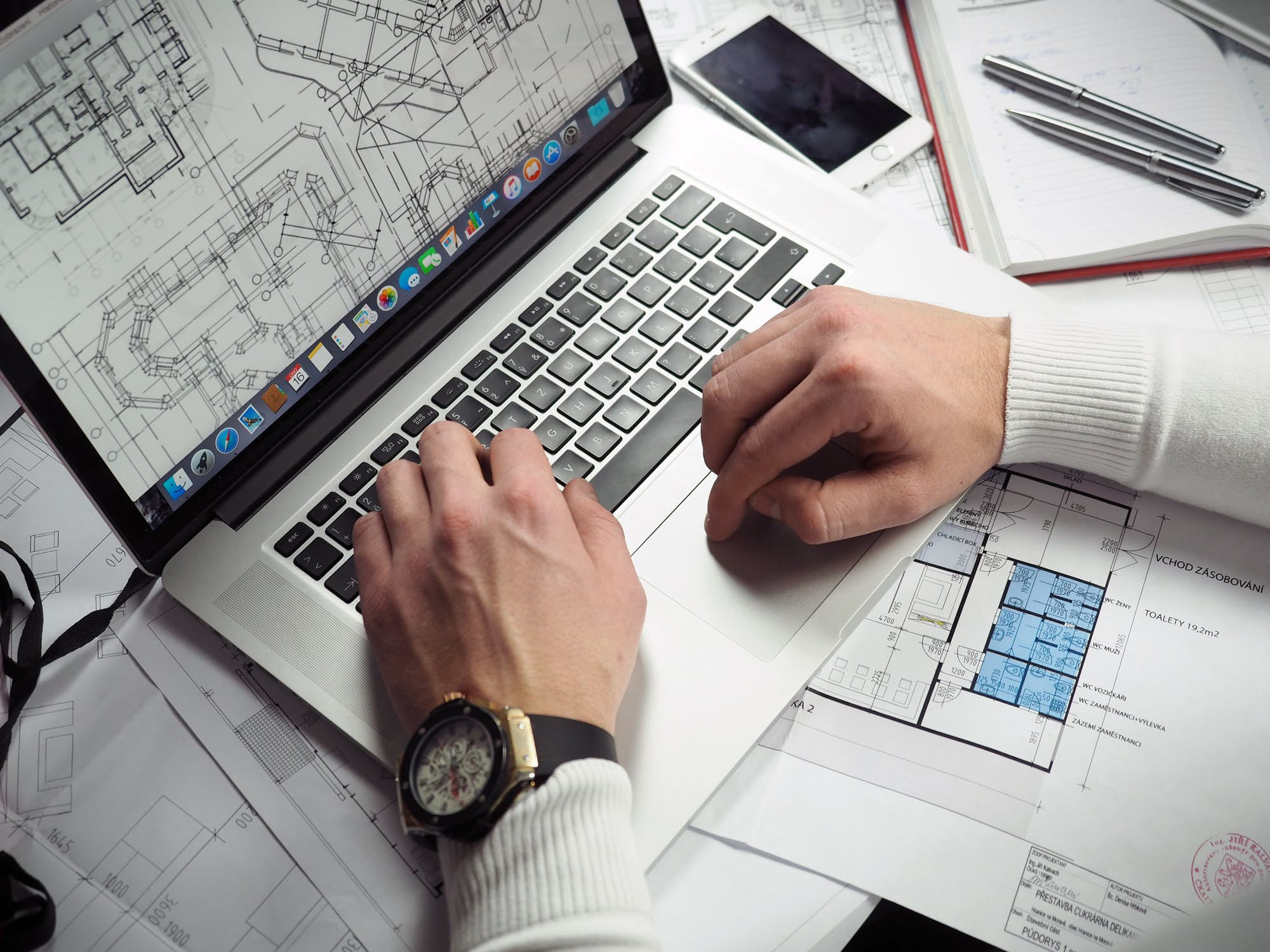 Design and Build services London - Planning application