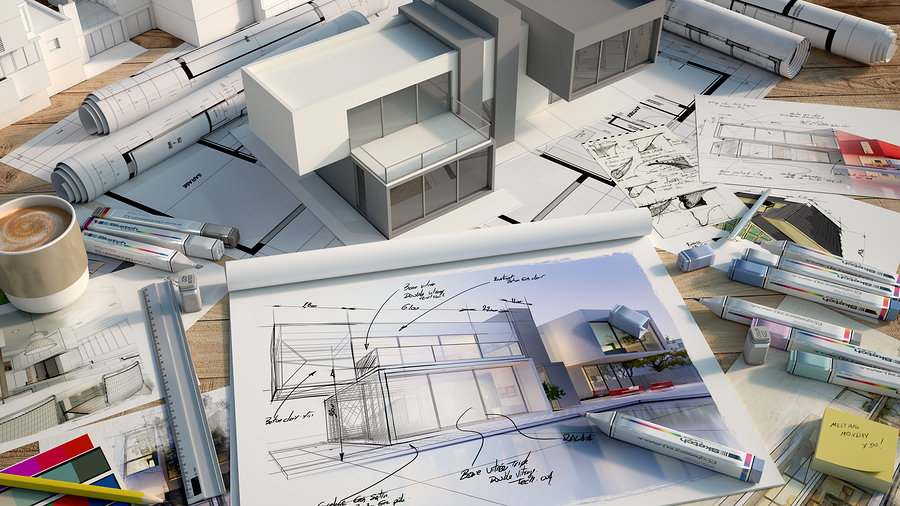 Design and build services London