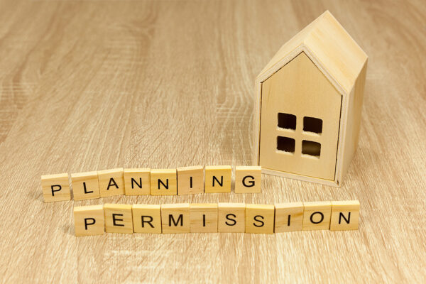 Turning a house into flats - planning permission