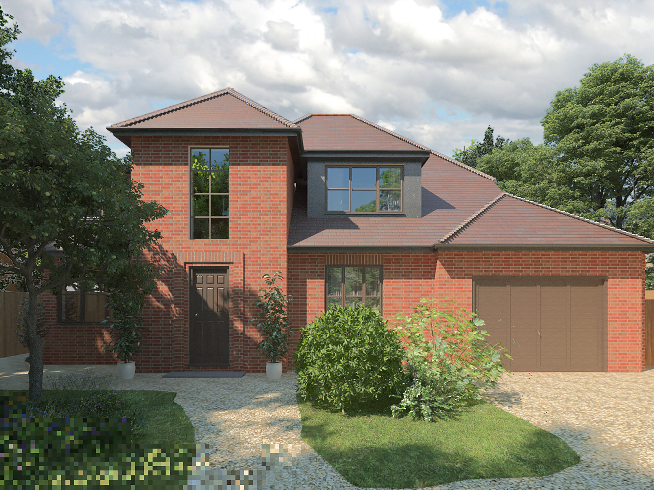 Architects in Barnet - New Build Architects image