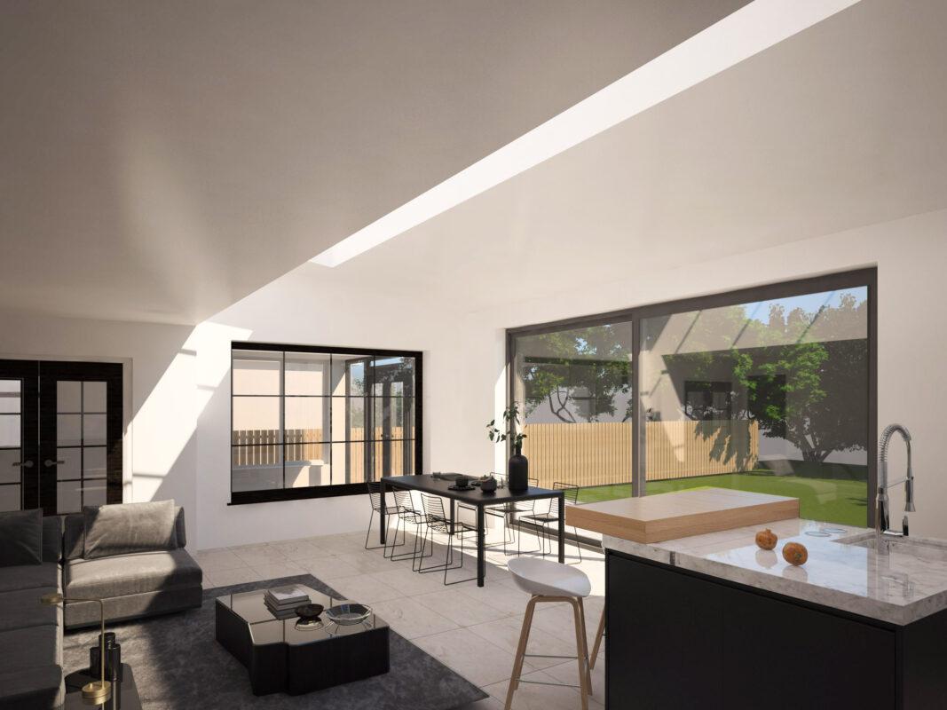 Chingford property modernisation